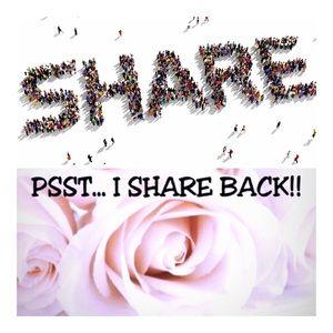 🌹🌹🌹🌹🌹Share 5 and I Share 5 🌸🌸🌸🌸🌸